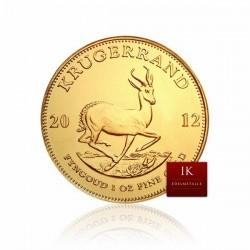 1 Oz Gold Kruegerrand